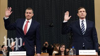 Watch House Judiciary Committee impeachment inquiry hearings Day 2 FULL LIVE STREAM