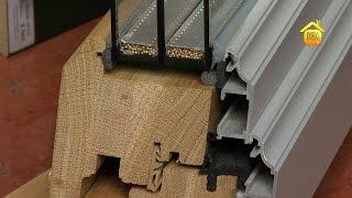 Современные деревянные окна и их особенности // FORUMHOUSE(Деревянные окна в привычном понимании – это старые, неудобные окна с двумя рамами, которые нужно было краси..., 2014-10-27T07:17:51.000Z)