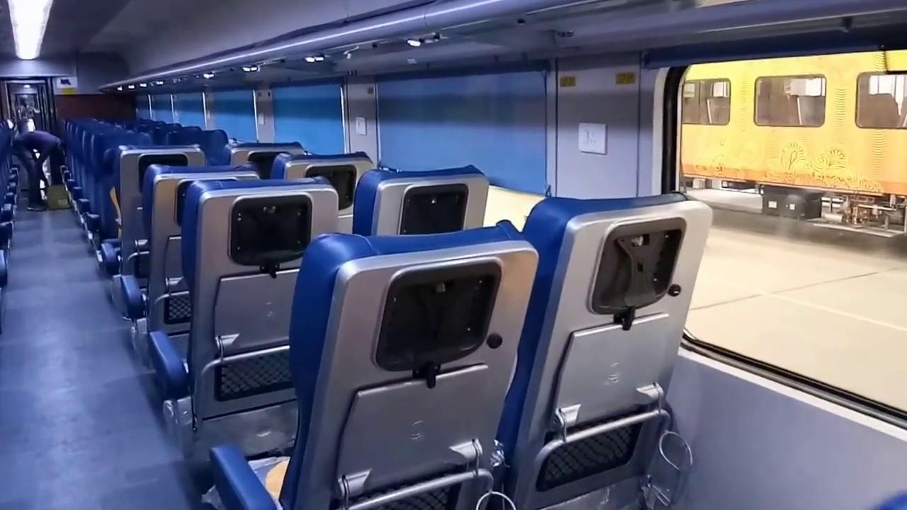 Image result for Tejas premium superfast train