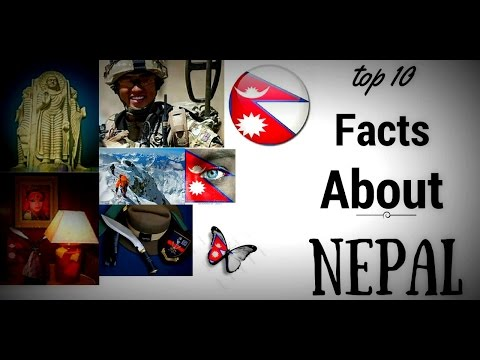 Top 10 unknown  facts about NEPAL