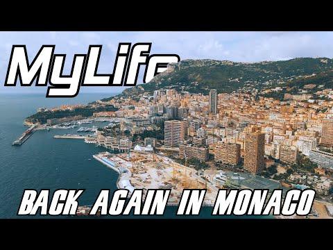 MyLife #35 // BACK AGAIN IN MONACO