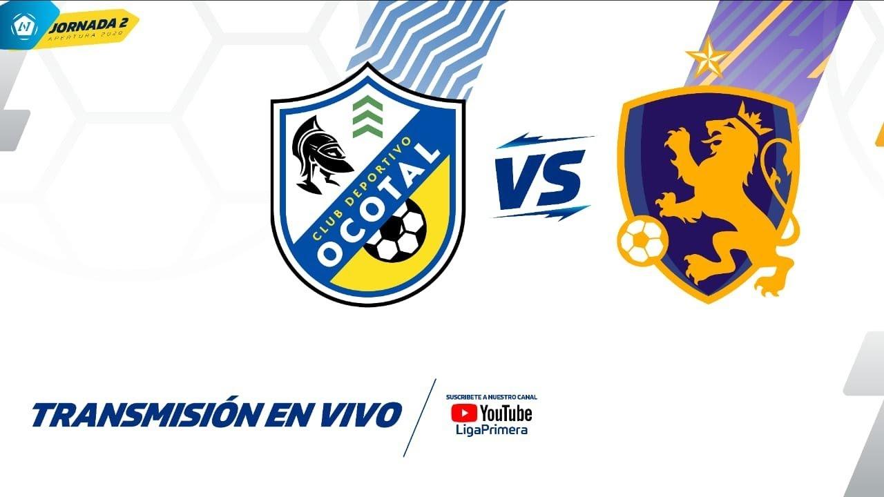 [ EN VIVO ] CD Ocotal vs Managua FC / Jornada 2