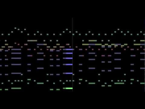 Babs Seed - Music Visualization Animation