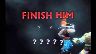Mortal Kombat Shaolin Monks Fatalities Liu Kang And Kung Lao