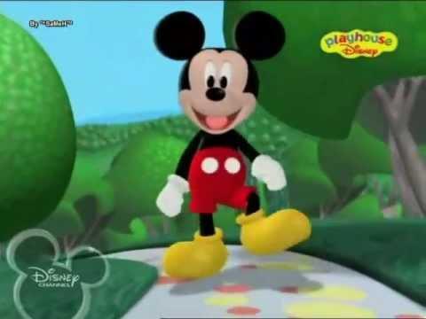 ميكي ماوس Mickey Mosue Club House Ep00 Youtube
