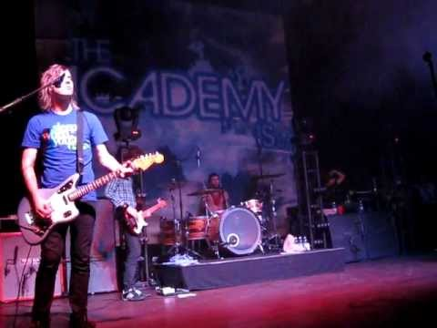 The Academy Is... - Almost Here (Live in Buffalo, NY 11-23-08)