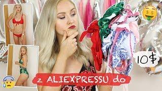 Plavky z Aliexpressu do 200,- Kč | Chick Lexi thumbnail