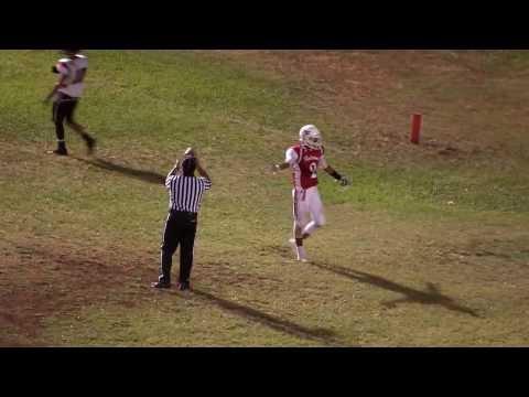 ScoringLive: Kalani vs. Radford - Brandon Roberts, 24 yard pass from Noah Brum