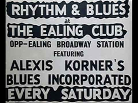 R & B Sessions VL1: Alexis Korner