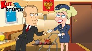 Путин и наркоман — KuTstupid