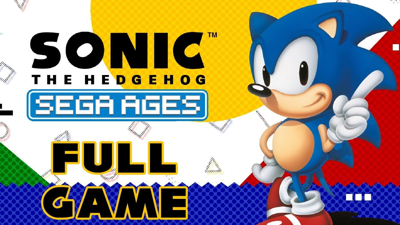 Sega Ages: Sonic the Hedgehog 2 will include Knuckles in Sonic 2