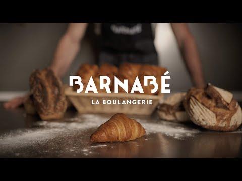 Publicité Boulangerie Barnabé