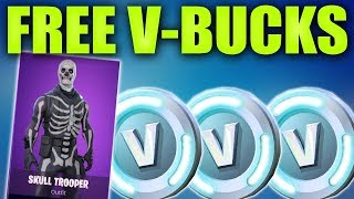 DO YOU WANT FREE VBUCKS IN FORTNITE?!