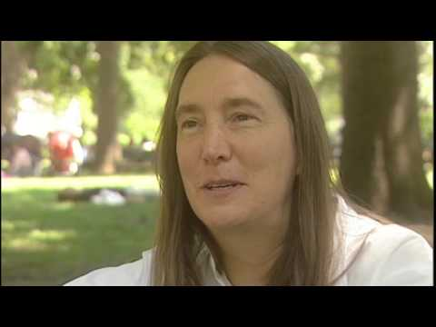 BMW Art Car Collection Interview with Jenny Holzer   AutoMotoTV