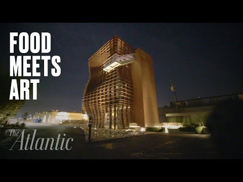 Where Food Meets Art