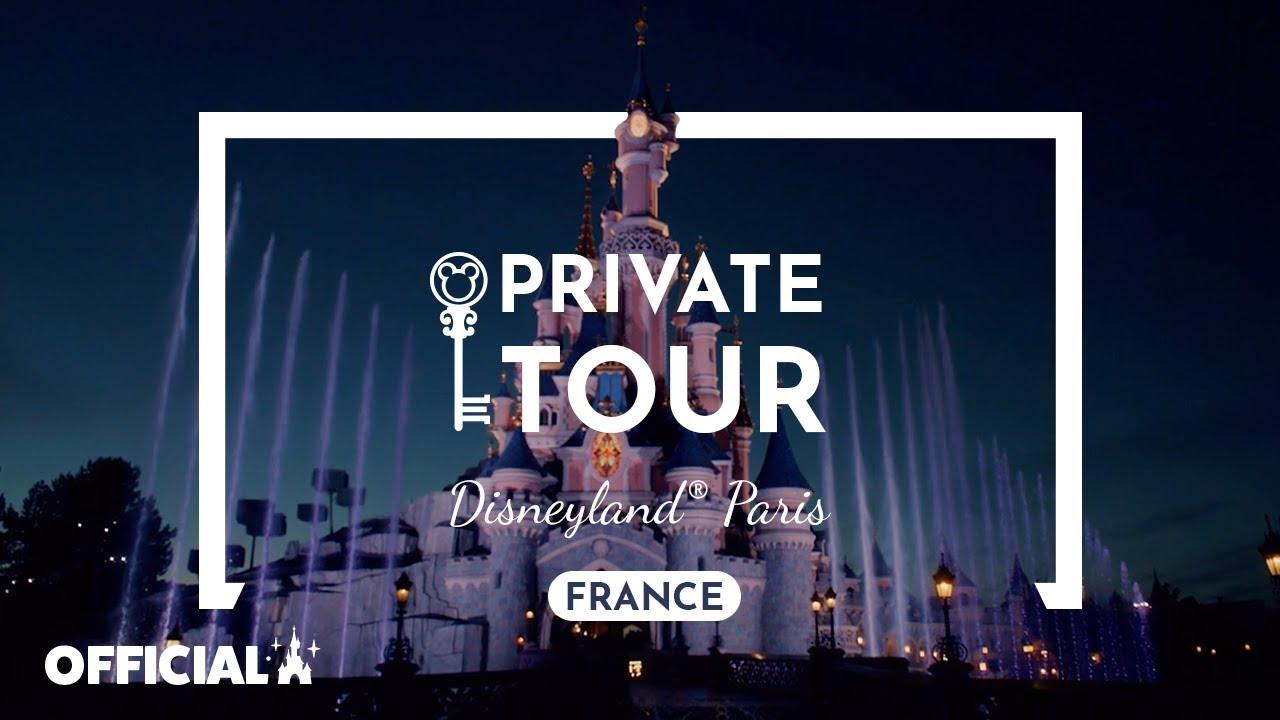 PRIVATE TOUR : Voyage au cœur de la culture française à Disneyland Paris