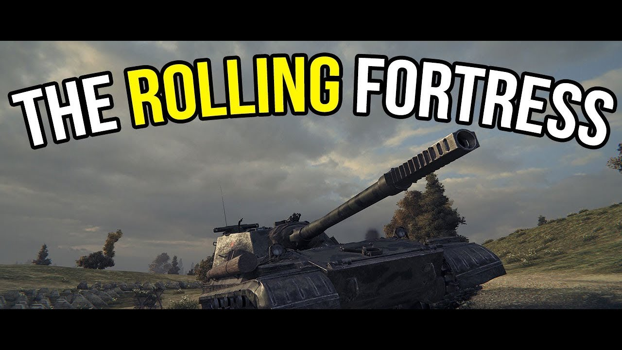 Rolling fortress
