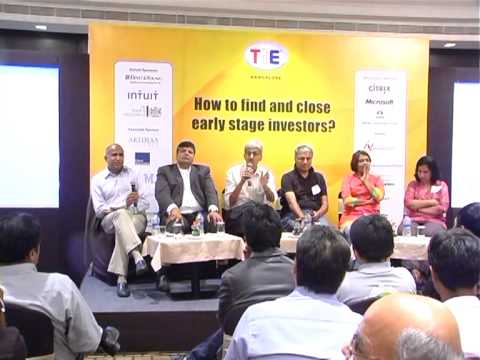 TiE Networking Event : How to find and close early stage investors? Pt-3