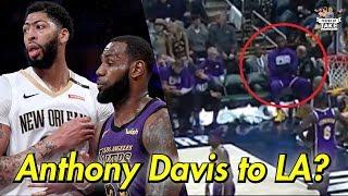Addressing the Anthony Davis Trade Rumors