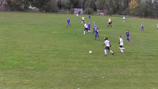 CZ1- Mecz w Lidze Młodzika Nadia i Gutek z Iskrą Kochlice vs FA Legnica - I połowa