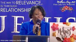 May 09, 2021 | 11:15 am Sunday Worship Service