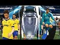 PES 2018 | UEFA Champions League Final [UCL] | Real Madrid vs Juventus | Penalty Shootout