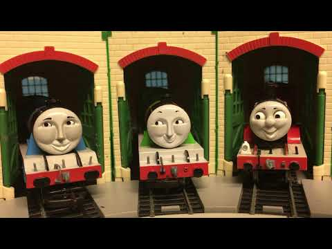 Duck and the Diesel Engine Abridged Family