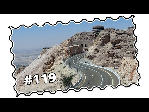 #119 - UAE, Dubai area - Jebel Hafeet Mountain (04/2014)