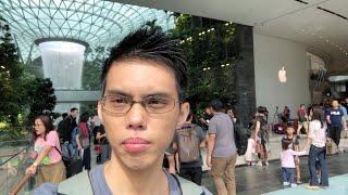 Gambar cover [VLOG] Apple Store at Jewel Changi Airport