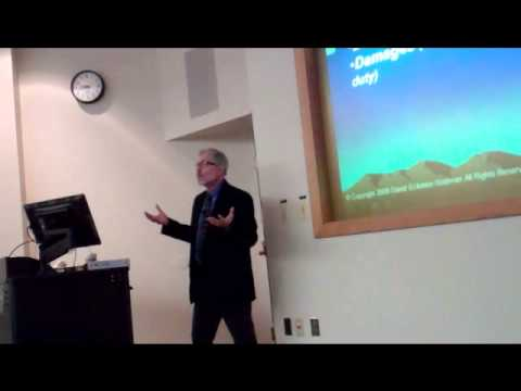 Introduction to Malpractice Law by Enigmatist Dr. David E. Goldman