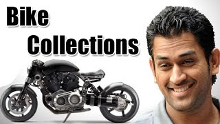 Dhoni's Bike Collections | Mahendra Singh Dhoni | Cricket Fan Club