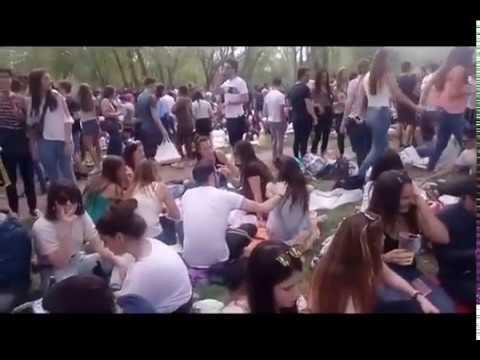Salamanca Lunes de Aguas 2017