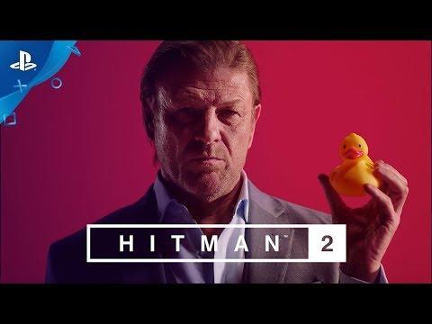 Hitman 2 – Live Action Launch Trailer   PS4