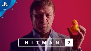Hitman 2 – Live Action Launch Trailer | PS4