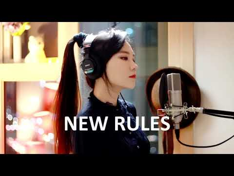 Dua Lipa - New Rules cover by jfla music