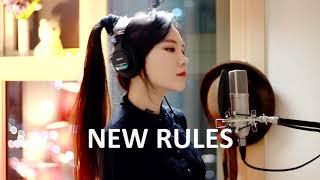 Dua Lipa New Rules Cover By Jfla Music