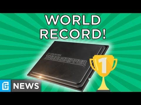 AMD's 2990WX Breaks world record, Intel Is In Trouble!