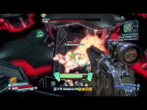Borderlands: The Pre-Sequel   Shadowtrap quick kill  