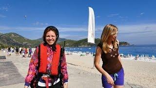 Funny Paragliding Review Ölüdeniz - bloopers Pannen