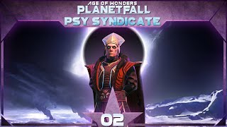 Age of Wonders Planetfall - Psy Syndicate - Episode 1    The