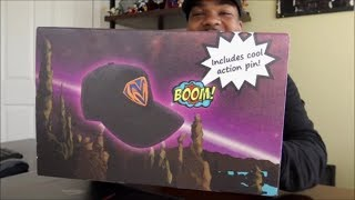 The Tyrone Magnus - MAG OF STEEL BASEBALL CAP - UNBOXING!!!