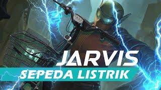 Sepeda Listrik Jarvis one plus