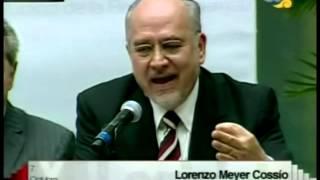La reforma energética no está justificada, Lorenzo Meyer
