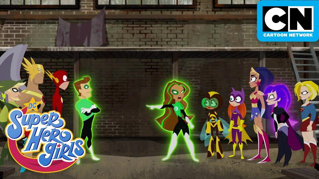 Download Meet the Invinci-Bros! | DC Super Hero Girls | Cartoon Network