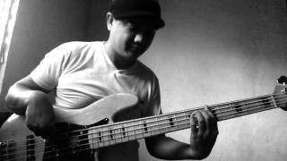 Cheerleader (Felix Jaehn Remix Radio Edit) - OMI (bass cover)