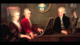 "Mozart Six Variations on a theme of Salieri ""Mio caro Adone"" KV180"