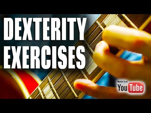 dexterity exercises solution for sloppy guitar players youtube. Black Bedroom Furniture Sets. Home Design Ideas
