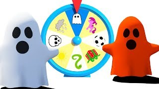 New 3D Cartoon For Kids ¦ Dolly And Friends ¦ Babies Play Fortune Wheel #85