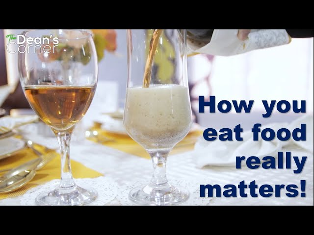 So Learn the Art of Dining Etiquette