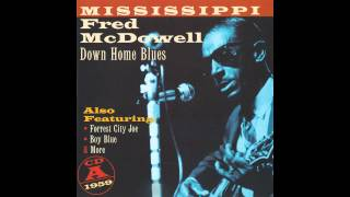 Watch Mississippi Fred Mcdowell Woke Up This Morning With My Mind On Jesus video